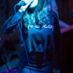 Scarlet at The Shipping Forecast