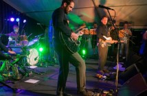 British Sea Power at Brownsea Island