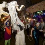 The Mythopoeia procession