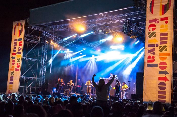 Ramsbottom Festival 2014
