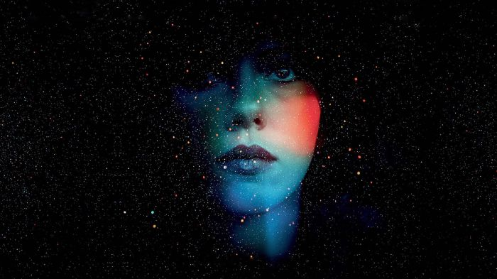 Scarlett Johansson stars in Under the Skin