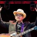 Elvis Costello, on stage and solo