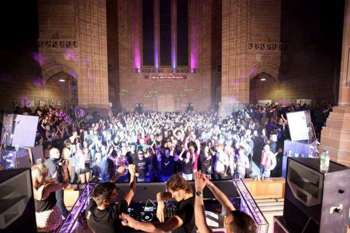 Freeze has hosted events in some incredible venues.