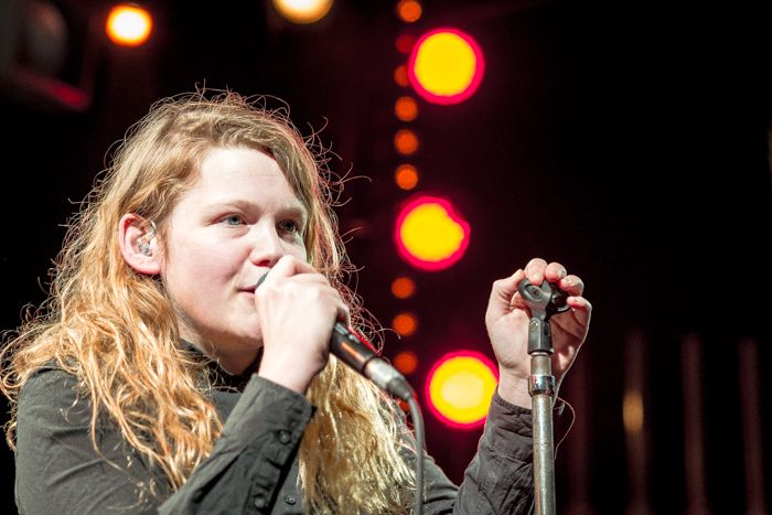 Kate Tempest (Photo credit: Jazamin Sinclair)