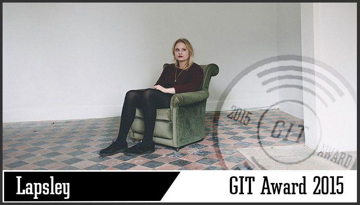 LAPSLEY-GIT-AWARD