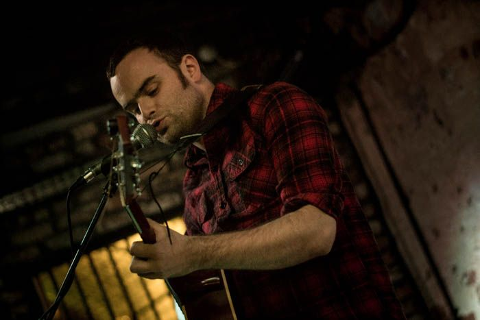 Pete Smyth at the Shipping Forecast