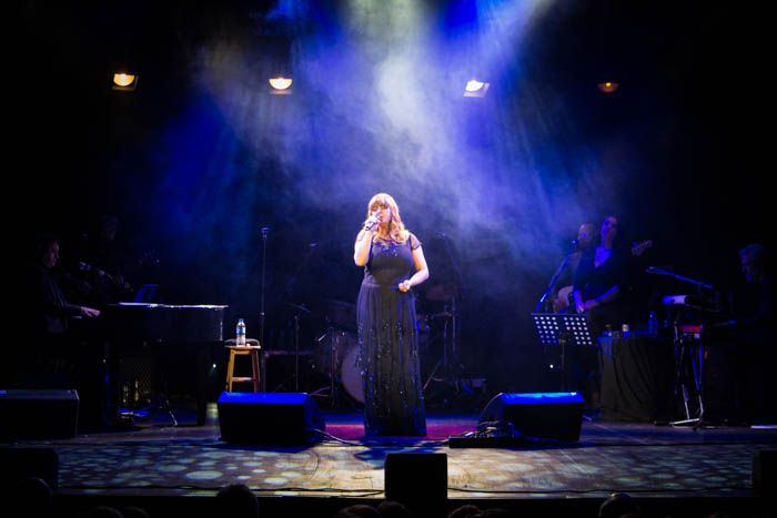 Rumer takes centre stage at The Epstein