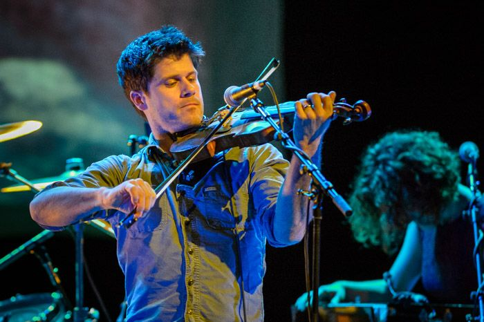 Seth Lakes at Liverpool's Philharmonic Hall