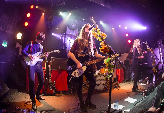 The Sundowners at the Kazimier