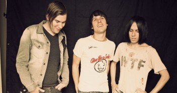 The Cribs play Liverpool Sound City 2015