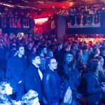 An engaged crowd at The Kazimier