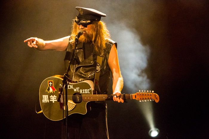 Julian Cope at the Epstein Theatre
