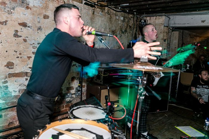 Slaves at the Shipping Forecast