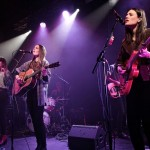 The Staves enjoy a sell out night at Arts Club