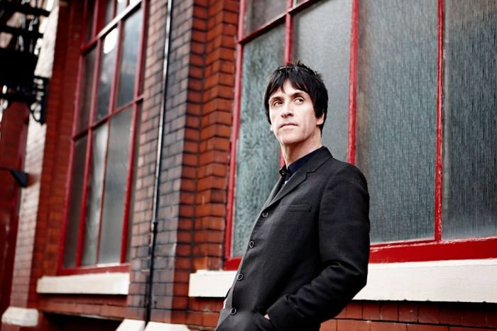 Mr Johnny Marr