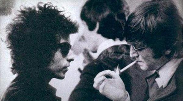 Bob Dylan & John Lennon