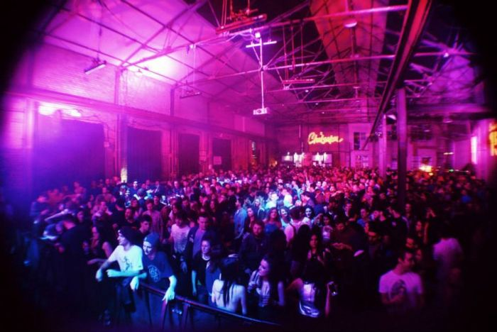 Chibuku celebrate their 15th birthday at Camp & Furnace.