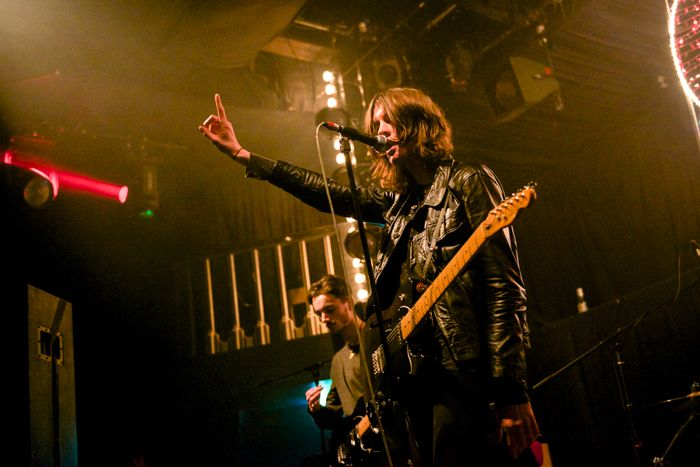 Blossoms live at The Kazimier earlier this year