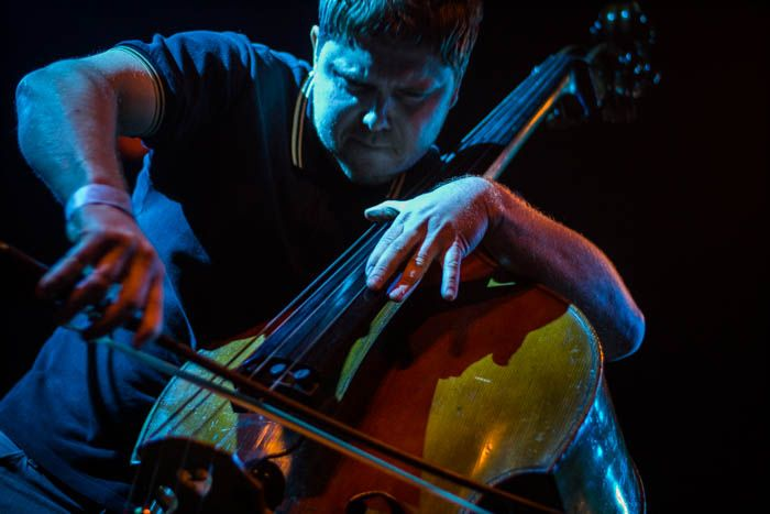 GoGo Penguin open Liverpool's International Jazz Festival