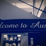 Landing in Austin