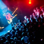 Johnny Marr plays to a packed out Arts Club