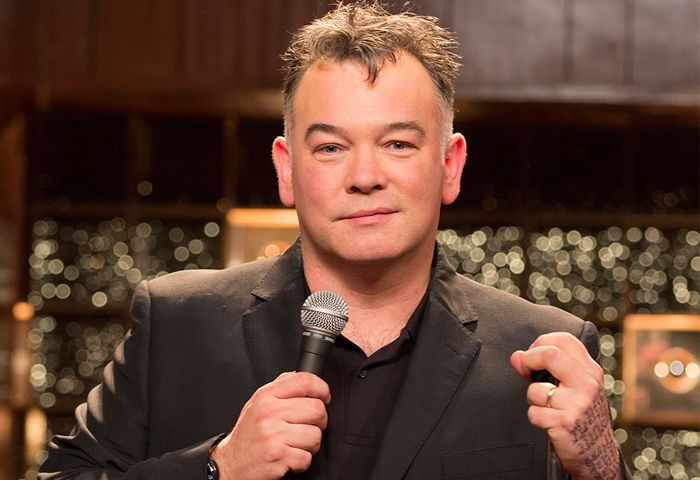 Stewart Lee returns to the Phil