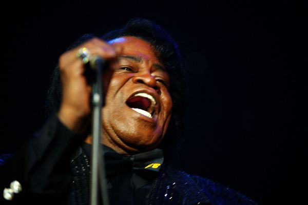 The Funky President James Brown