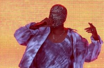 Kanye West headlining Wireless. Uh...we think...