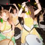Batala drummers