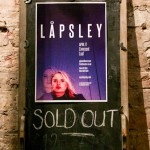Lapsley poster