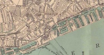 Liverpool Docks Map