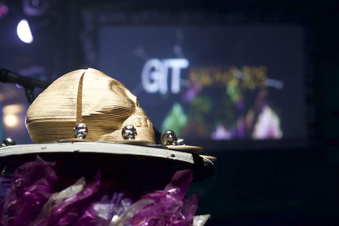 The GIT Award 2015