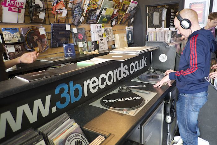 3b Records on RSD 2015 (photo credit: Marty Saleh)