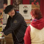 Adam Ant at Dig Vinyl - Record Store Day 2015