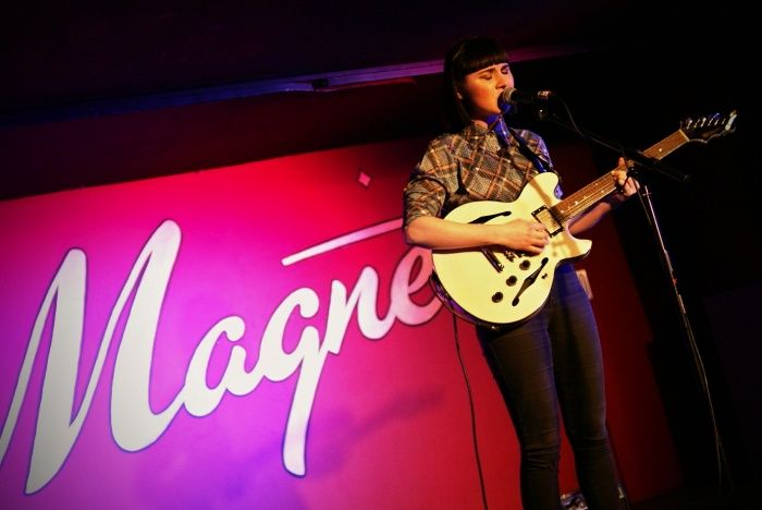 Natalie McCool at The Magnet