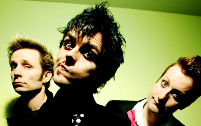 2015 Rock & Roll Hall of Fame inductees Green Day