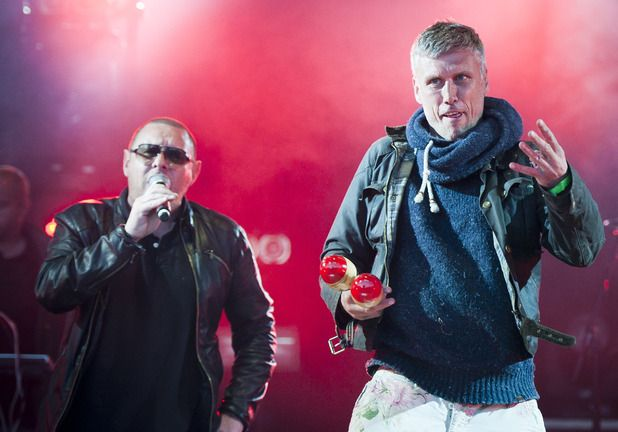 Happy Mondays return to Liverpool