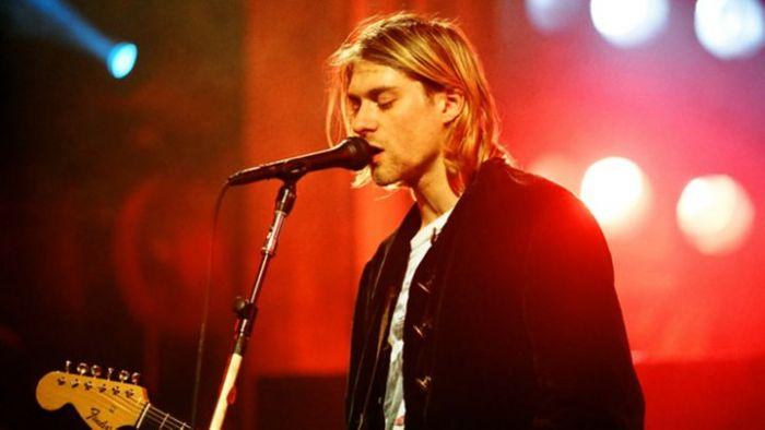 Montage of Heck: Kurt Cobain