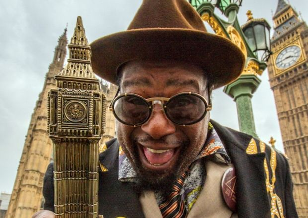 George Clinton at the OTHER Parliament