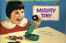 Tiny records, or a giant girl?