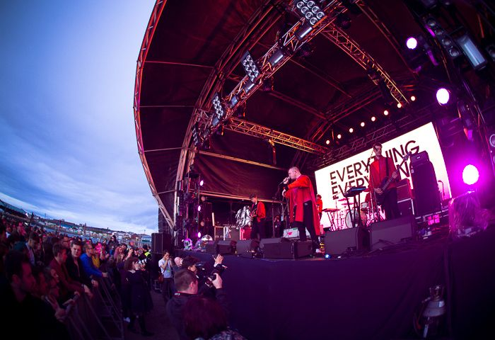Everything Everything at Sound City 2015