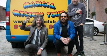 Flaming Lips at Sound City 2015