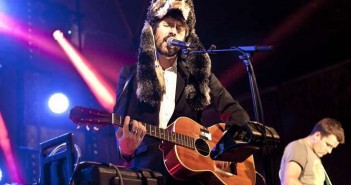 Gruff Rhys at Camp and Furnace