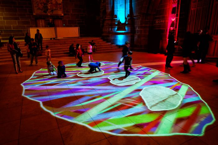 LightNight 2015 at the Anglican Cathedral