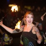 LightNight 2015: Earth, Sound & Fire