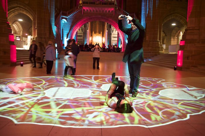 LightNight at the Anglican Cathedral