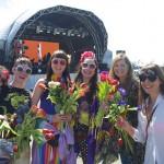 Sound City flower girls