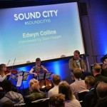 Edwyn Collins treats the Sound City audience to a very special perofrmance
