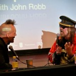 Julian Cope and John Robb
