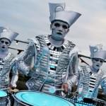 Spark drummers